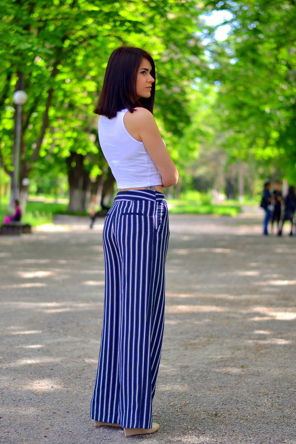 Wide Leg Pants South Africa - White Pants 2016