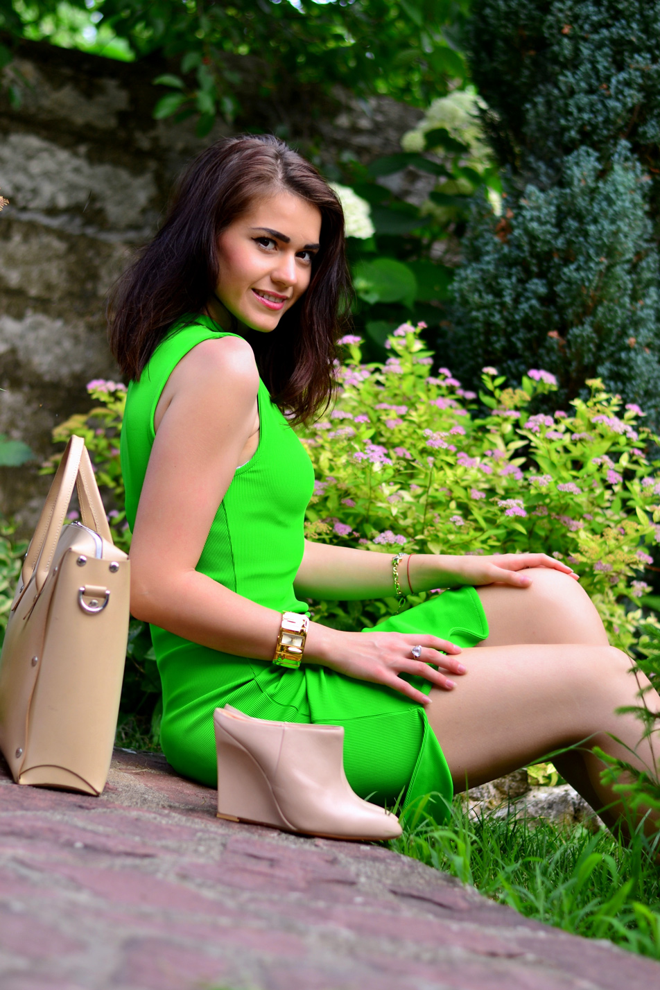 Bulgarian fashion blogger