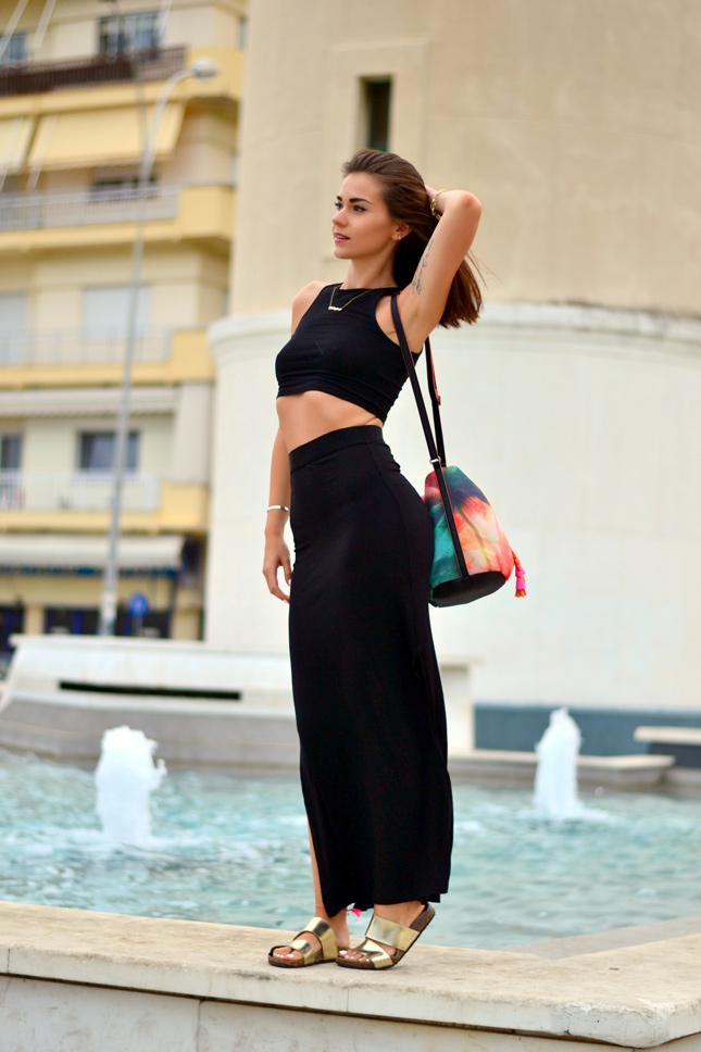 Black-crop-top-H&M