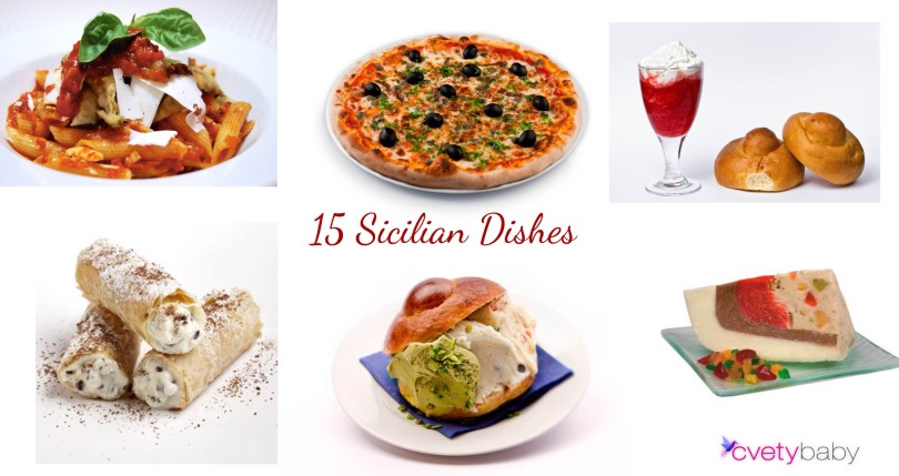 15 Sicilian Dishesh