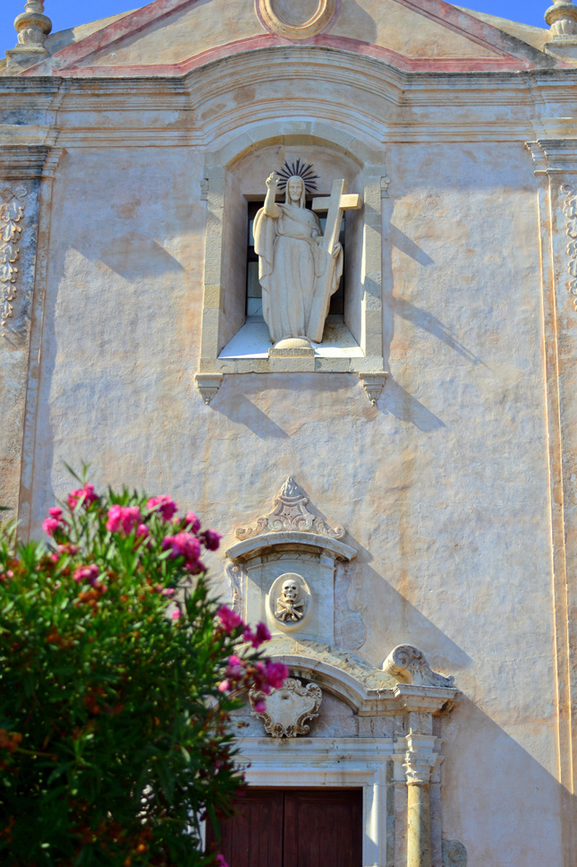 Church-in-Taormina,-Sicily
