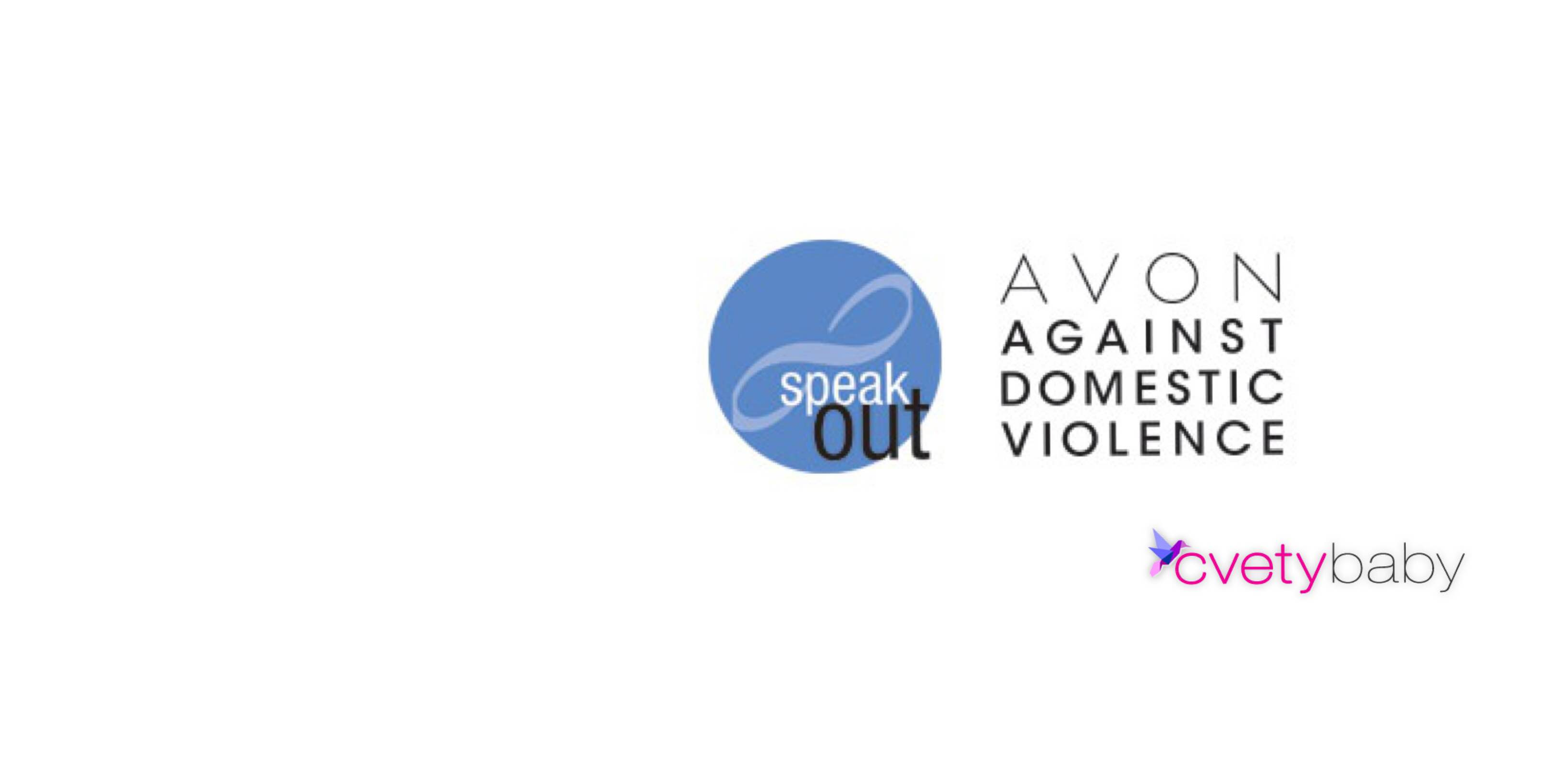 Avon against domestic violence and cvetybaby
