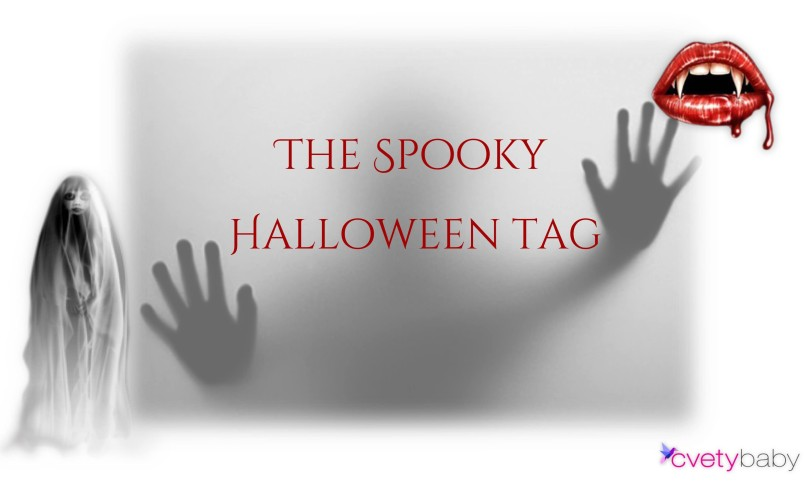 The spooky Halloween tag
