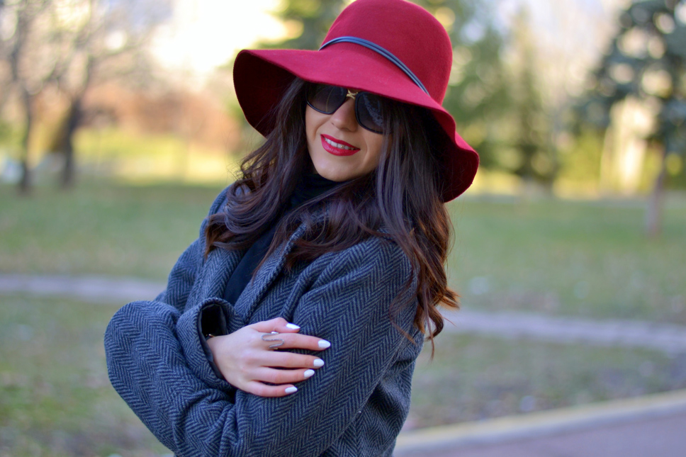Red-wool-hat
