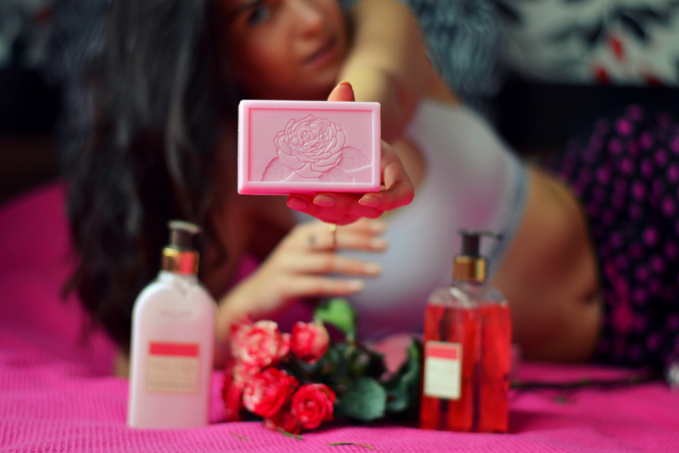 Soap-Rose-Oriflame-review