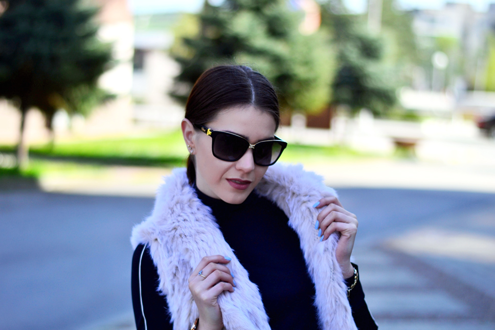 Chopard black sunglasses
