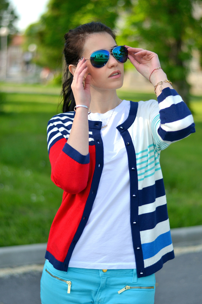Multicolored-striped-cardigan-Kate-Spade